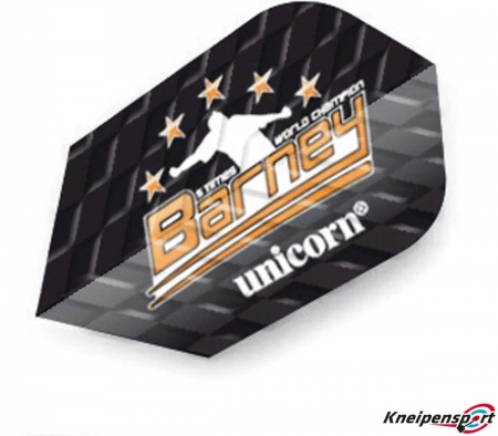 "Unicorn Q 100 Flights ""Raymond van Barneveld"" Slim schwarz 68499 Featured 1"