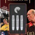 Unicorn World Champion John Lowe Soft Dart 18g silber 04069 Verpackung 1
