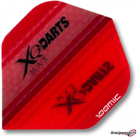 XQMAX Flight 100 Satz Sparpack A-Standard rot qd1000630 Featured 1