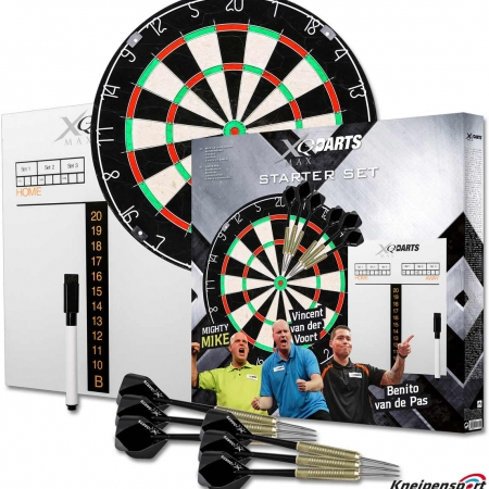 XQMax MvG Dartscheibe SET Standard multi qd7000020 Featured 1
