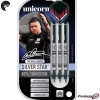 Unicorn Silver Star 2016 Michael Smith Softdarts 23204 Verpackung