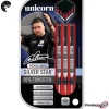 Unicorn Silver Star 2016 Michael Smith Steeldarts 27308 Verpackung
