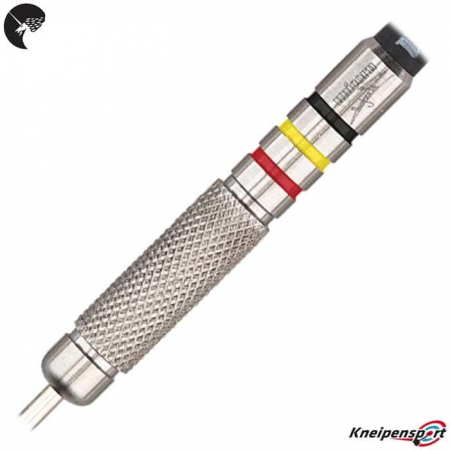 Unicorn Silver Star 2016 Kim Huybrechts Steeldarts 27315 Barrel