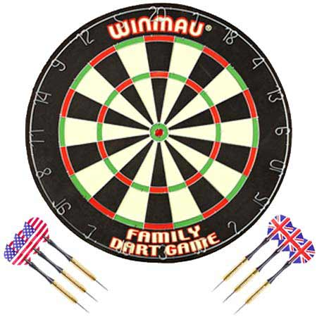 winmau steeldart family set cmc83260 f