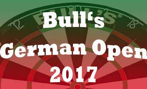 Bull's German Open 2017