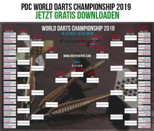 PDC Darts WM2019 Download